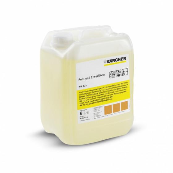 Dissolvant graisse et albumine RM 731 ASF ASF KARCHER 5l-  6.295-402.0