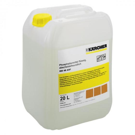 Agent de phosphatation, liquide RM 48 ASF KARCHER 200l-  6.295-410.0