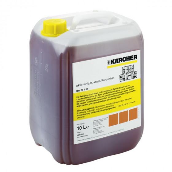 Détergent actif, acide RM 25 ASF KARCHER 20l- 6.295-420.0