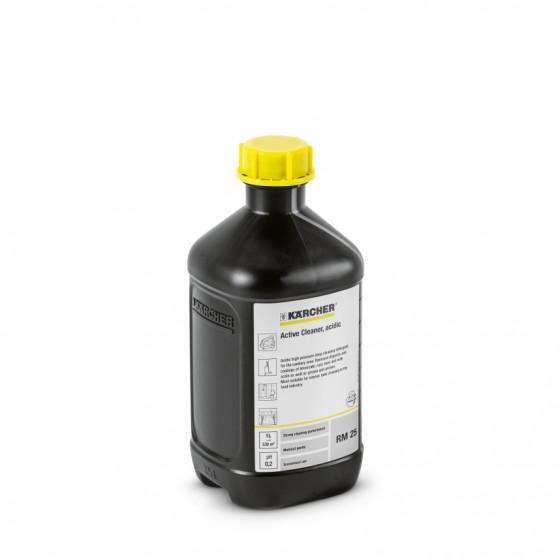 Détergent actif acide 4 X 2,5L KARCHER RM 25 ASF -9.562-011.0