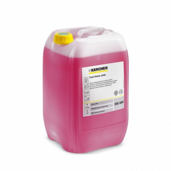 Nettoyant pour camions acide RM 804 20 L  KARCHER - 6.295-595.0