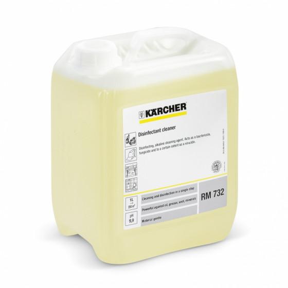Désinfectant detergent 732, 5 L KARCHER - 6.295-596.0