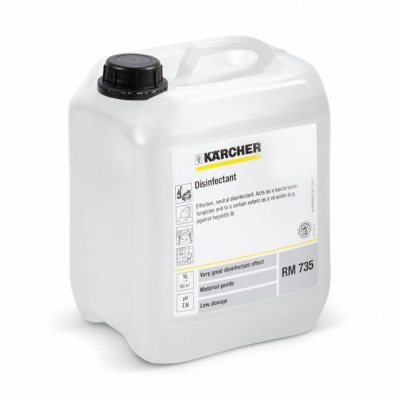 Désinfectant detergent 735, 5 L KARCHER - 6.295-597.0