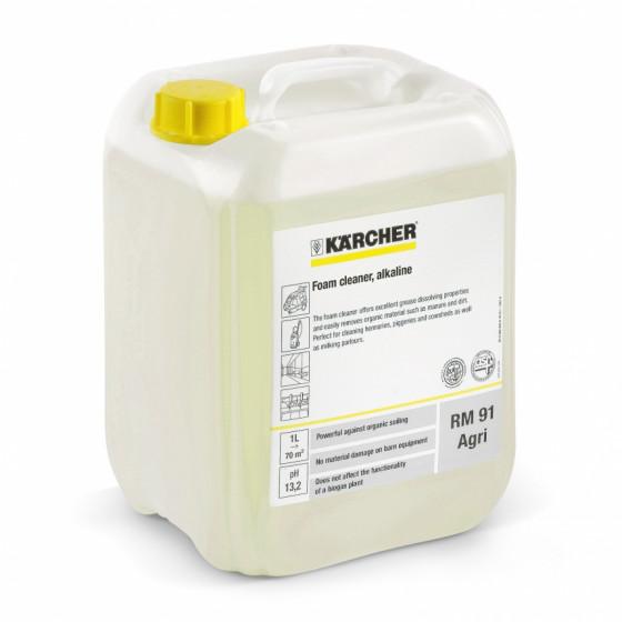 Mousse de nettoyage, alcaline RM 91 AGRI KARCHER 10L- 6.295-654.0
