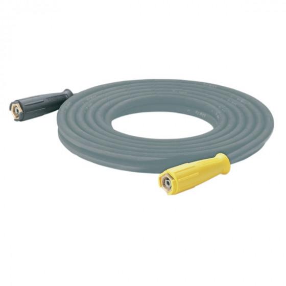 Flexible haute pression, 10 m, DN 8,secteur alimentaire, rallonge KARCHER -6.389-479.0