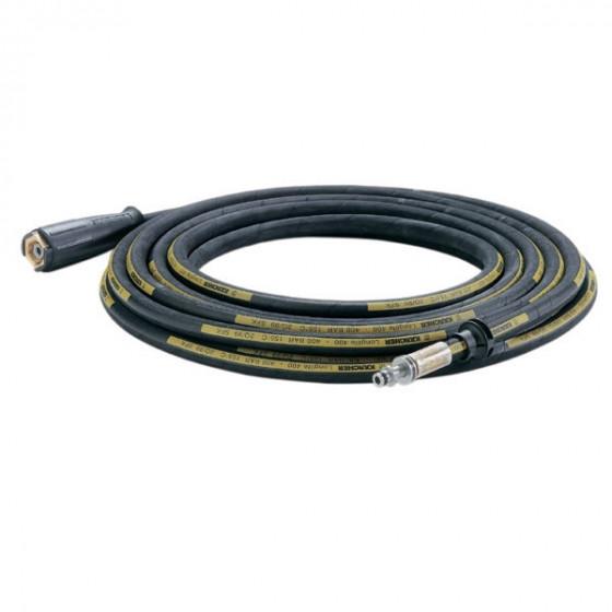 Flexible haute pression Longlife 400,10 m, DN 6, M 22 × 1,5 KARCHER - 6.391-882.0