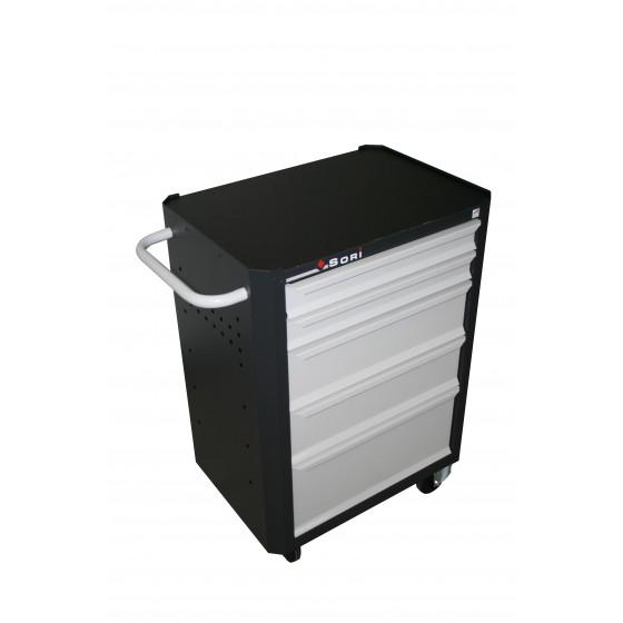 Servante d'Atelier SORI 5 tiroirs - 6500
