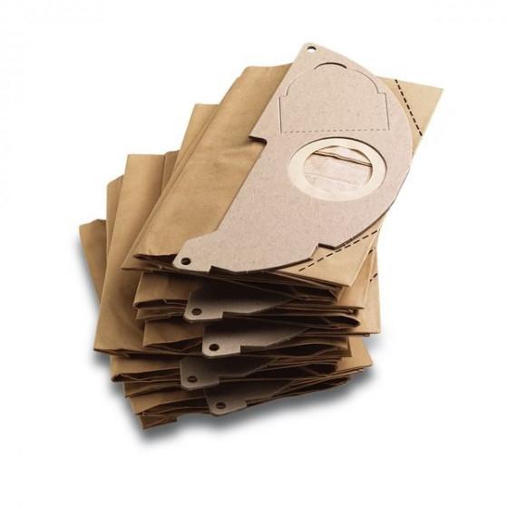 KARCHER-Sachet filtre papier WD-69044090