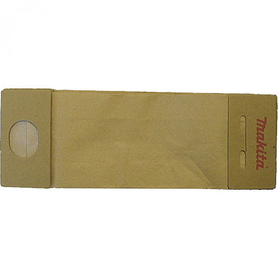 Lot de 5 Sacs à poussière papier pour ponceuse BO6030 MAKITA-193293-7