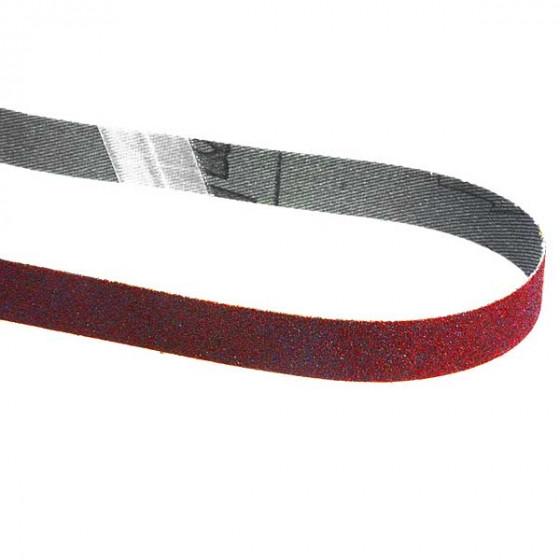 MAKITA-5 Bandes abrasives 13x533 mm pour bois métal-P433210