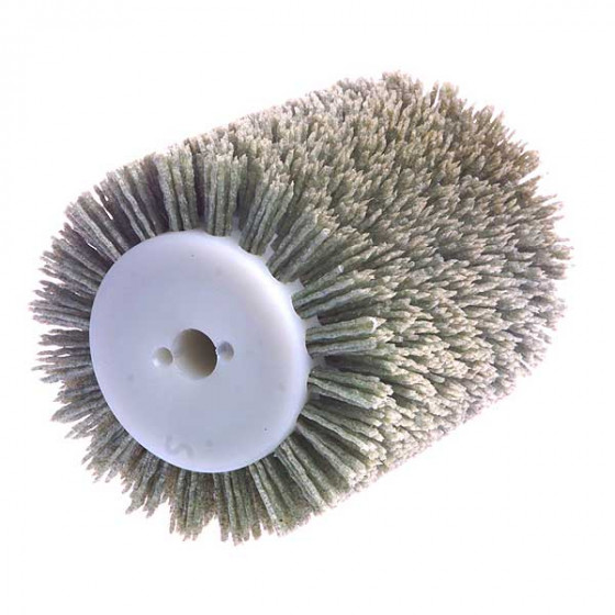 MAKITA- Brosses nylon abrasif Grain 120- P-04444