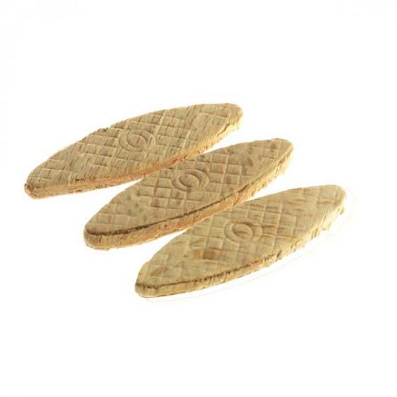 1000 Lamelles bois N°0 MAKITA-P-08838