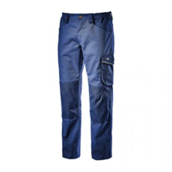 Pantalon de travail Bleu avec genouillères ROCK POLY DIADORA - 160303600620