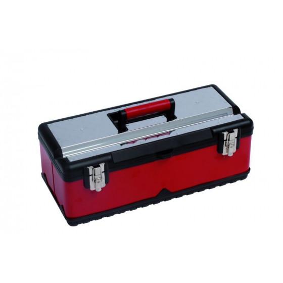 Boîte à outils COMPACTBOX bi-matière 505x260x220 avec plateau SORI-704004