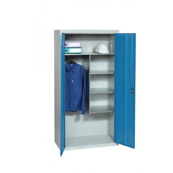 Armoire d'entretien 2 portes 1800x900x450 ARMAPRO SORI -757109