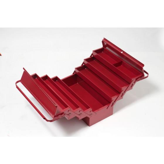 Boîte à outils 7 compartiments 530x200x250 SORI- 782415