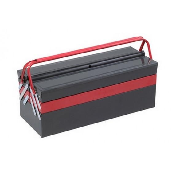 Boite à outils bicolore 5 compartiments SORI - 782231
