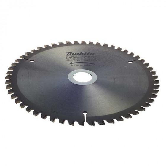Lame carbure bois et métal Ø 210 mm pour scies circulaires-A-02646