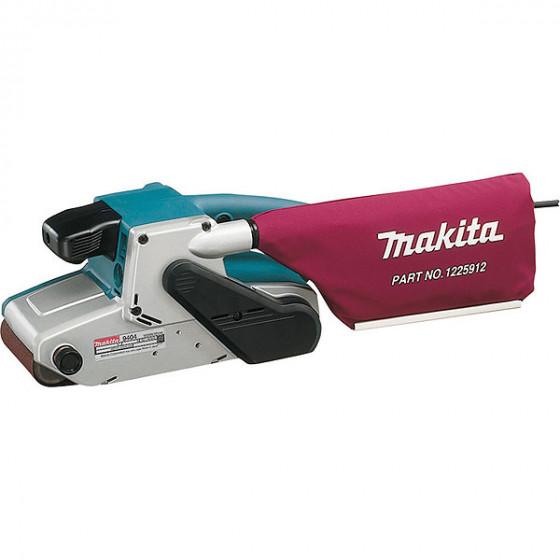 Ponceuse à bande MAKITA  1010 W  Ø100 x 610 mm - 9404J