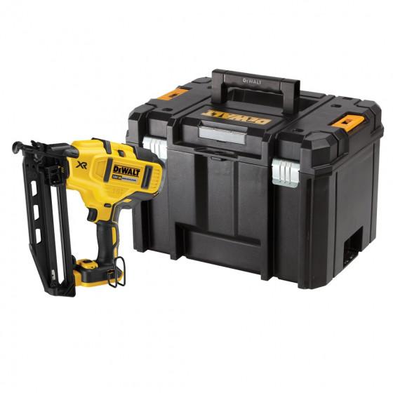 Cloueur de  finition 16Ga XR 18V Li-Ion Brushless - sans batterie ni chargeur DEWALT - DCN660NT-XJ