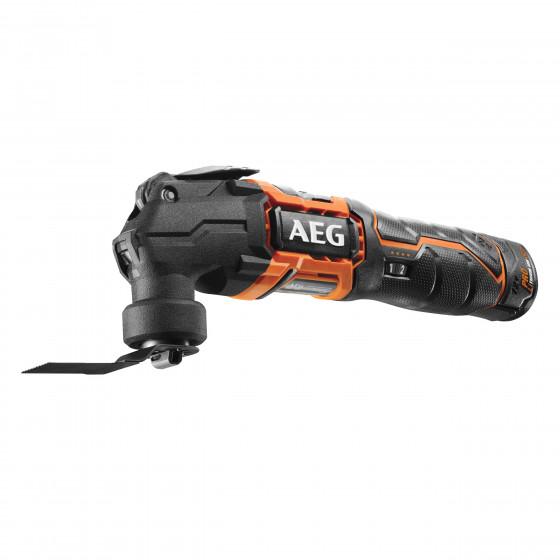 Multitool 12V sans batterie ni chargeur AEG BMT12C-0 - 4935464030
