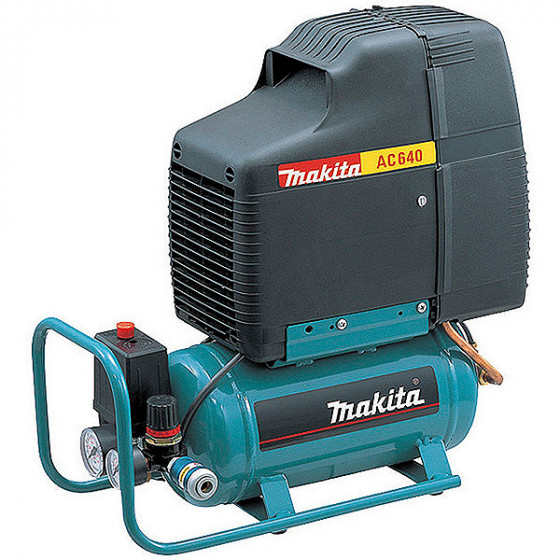 MAKITA-COMPRESSEUR 8BAR 6L 170L/M-AC640