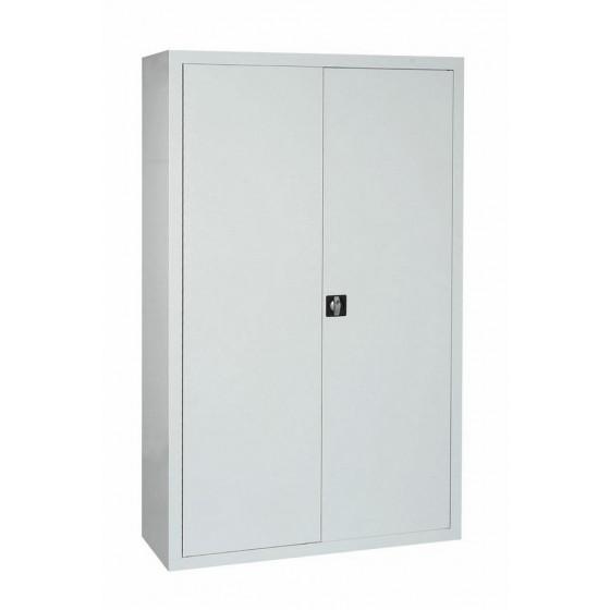 Armoire de bureau haute - 4 tablettes Dim 900x420x1920 ARMAPRO SORI -ARB19
