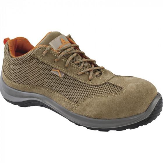 Chaussures de sécurité souple pour artisan type MESH DeltaPlus VIRAGE S1P SRC kypwvlJ9