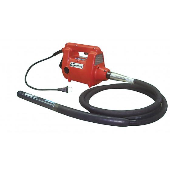 Groupe de vibration portable monopahesé + Aiguille vibrante ALTRAD Ø 36 mm 3 m de cable - B24401900