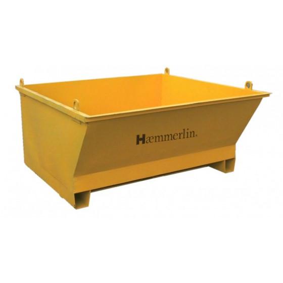 Bac à béton en acier HAEMMERLIN  500 L - 320246101
