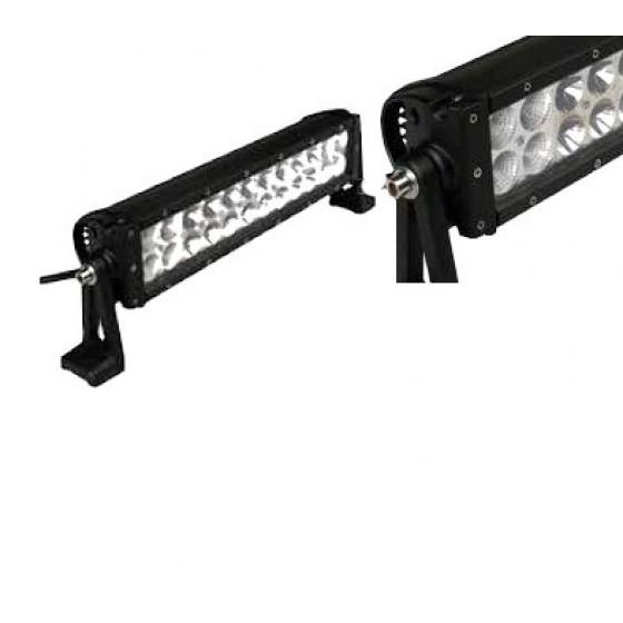 BARRE ECLAIRAGE 120W - FAISCEAU COMBINÉ 24 LED + 16 LED - 17035