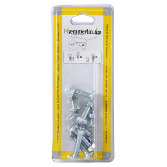 Visserie caisse pour brouette Haemmerlin - 309029006