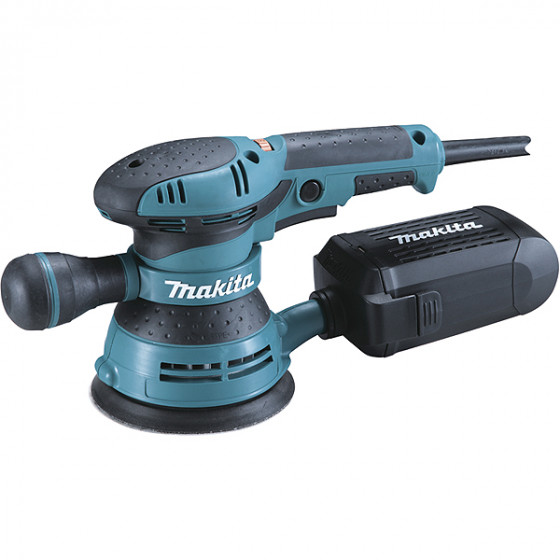 Ponceuse excentrique MAKITA 300 W Ø 125mm - BO5041J