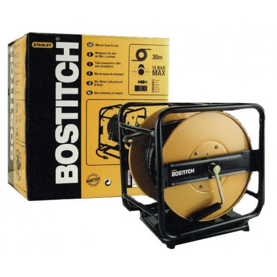 BOSTITCH-PACK Enrouleur pneumatique 30 m pour cloueur-CPACK30