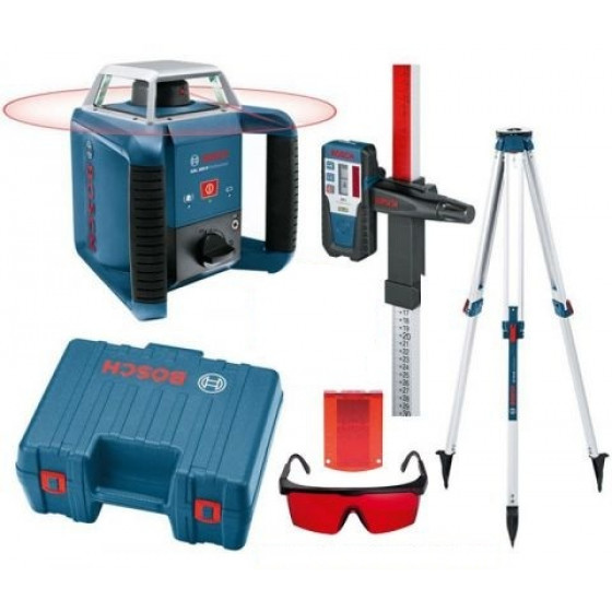 BOSCH OUTILLAGE -Lasers rotatifs GRL 400 H pack interieur Professional- 061599403U