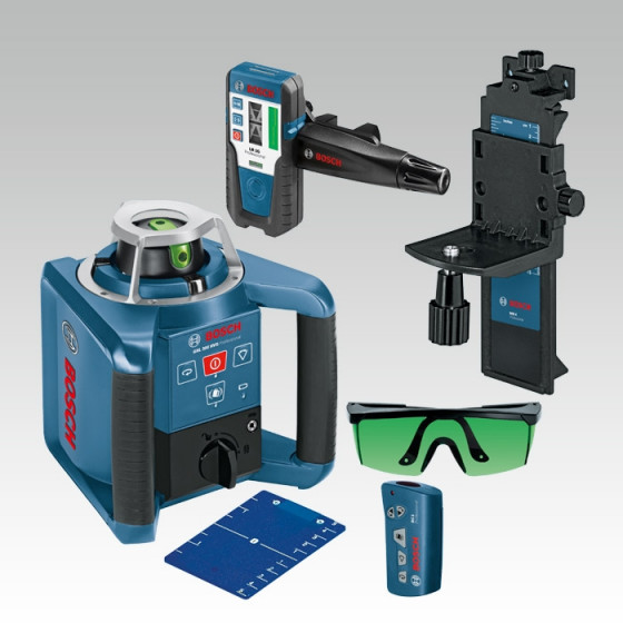 BOSCH OUTILLAGE -Lasers rotatifs GRL 300 HVG Professional- 0601061701