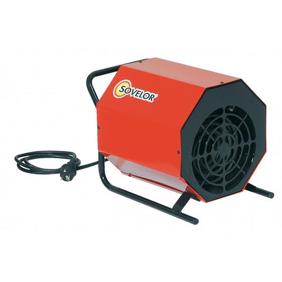 SOVELOR -Chauffage air pulsé mobile électrique-C3