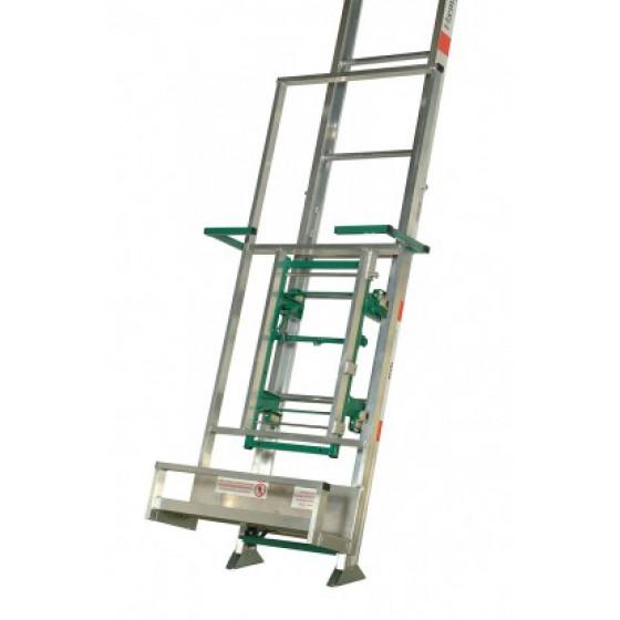 Cadre à plaques vertical pour monte matériaux HAEMMERLIN MA 415 / MA 432 / MA 442 -312795001