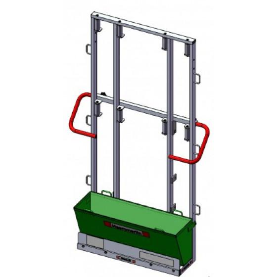 Caisse à outils pour monte matériaux HAEMMERLIN MA 415 / MA 432 / MA 442 - 312795301