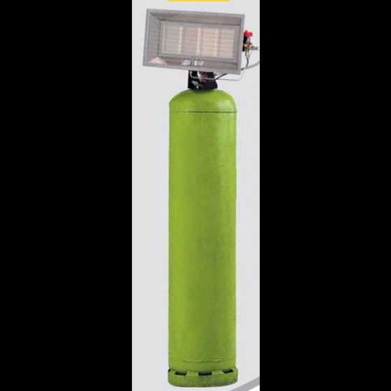 SOVELOR- Chauffage radiant gaz mobile Gamme SOLOR- 8200 CAP