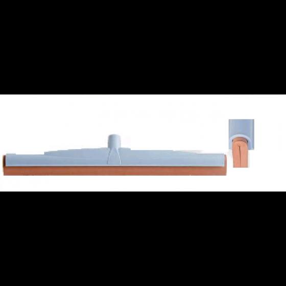 Raclette plastique double mousse 70 cm SOFOP TALIAPLAST - 410503