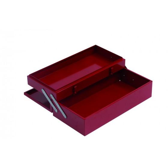 Coffret 505x240x155 avec plateau supérieur articulé RUBI - CE500V
