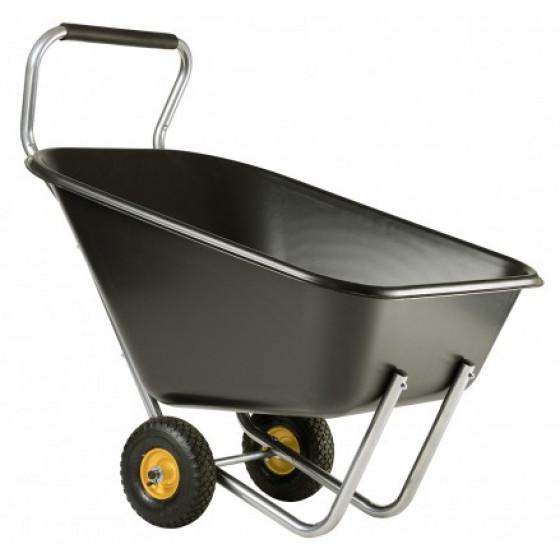 Brouette / Chariot HAEMMERLIN Grande contenance BIG GARDEN 300L -306060101