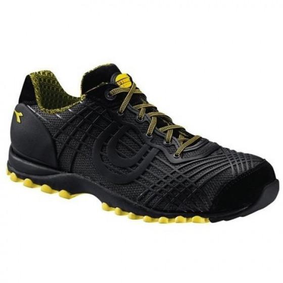 Chaussure de sécurité DIADORA basse Beat textile S1P Noir -15272280013 (Chaussures de sécurité)