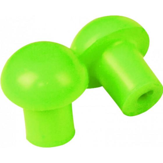 Sachet de 10 paires de bouchons d'oreilles ronds de recharge pour CONICMOVE01 DELTA PLUS - CONICMOVE01BR