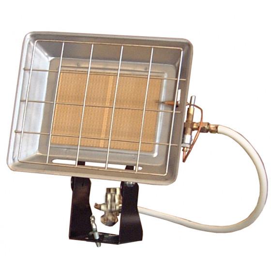 SOVELOR- Chauffage radiant gaz mobile Gaz propane Gamme SOLOR- 6300CAP