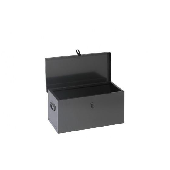 Coffre de chantier 800x350x350 sans plateau SORI - CR800