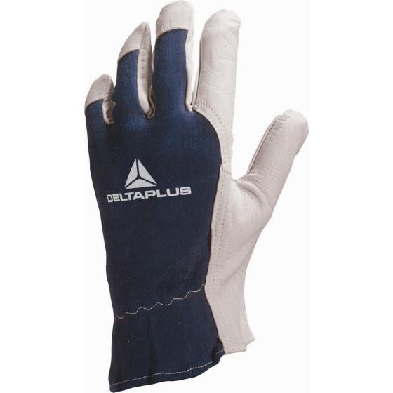 delta plus gant chevre dos jersey ct402bl07 gants de travail par bati avenue. Black Bedroom Furniture Sets. Home Design Ideas