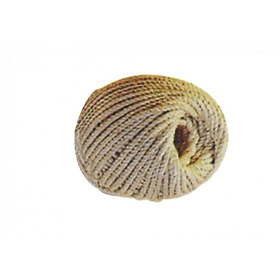 CORDERIE MESNARD-Cordeau coton cablé Ø 3 mm