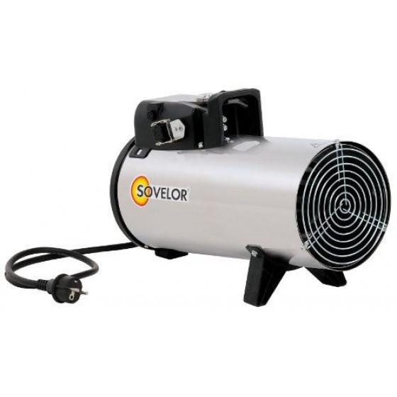 SOVELOR- Chauffage air pulsé électrique portable Gamme Di - D3I